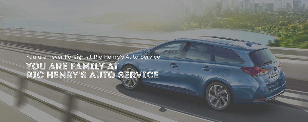 Ric Henry's Auto Service